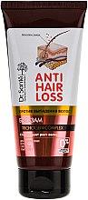 Parfüm, Parfüméria, kozmetikum Balzsam gyenge és hajhullásra hajlamos hajra - Dr. Sante Anti Hair Loss Balm