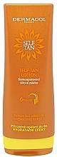 Parfüm, Parfüméria, kozmetikum Önbarnító-lotion testre - Dermacol Sun Self Tan Lotion