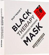 Parfüm, Parfüméria, kozmetikum Arctisztító maszk - Duft & Doft Black Therapy Customized Refining Mask