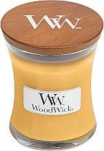 Parfüm, Parfüméria, kozmetikum Illatgyertya pohárban - WoodWick Oat Flower Candle