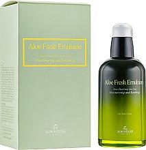 Parfüm, Parfüméria, kozmetikum Hidratáló emulzió aloe vera kivonattal - The Skin House Aloe Fresh Emulsion
