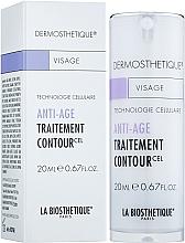 Parfüm, Parfüméria, kozmetikum Intenzív szemkörnyékápoló aktív sejtekkel - La Biosthetique Dermosthetique Traitement Contour Anti-age