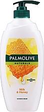 Parfüm, Parfüméria, kozmetikum Tusfürdő - Palmolive Naturals Milk Honey Shower Gel (pumpával)