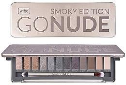 Parfüm, Parfüméria, kozmetikum Szemhéjfesték paletta - Wibo Go Nude Smoky Edition