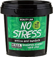 Parfüm, Parfüméria, kozmetikum Hajhullás elleni sampon - Beauty Jar No Stress Shampoo Against Hair Loss
