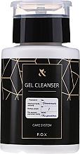 Parfüm, Parfüméria, kozmetikum Köröm zsírtalanító - F.O.X Gel Cleanser Care System