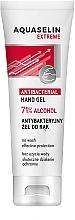 Parfüm, Parfüméria, kozmetikum Kézfertőtlenítő (tubus) - Aquaselin Extreme 71% Antibacterial Hand Gel Protect