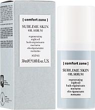 Parfüm, Parfüméria, kozmetikum Arcszérum - Comfort Zone Sublime Skin Oil Serum