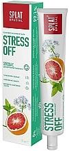 Parfüm, Parfüméria, kozmetikum Fogkrém - SPLAT Stress Off