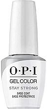 Parfüm, Parfüméria, kozmetikum Alaplakk - O.P.I. Gel Color Stay Strong Base Coat
