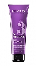 Parfüm, Parfüméria, kozmetikum Kutikula-lezáró sampon - Revlon Professional Be Fabulous Hair Recovery Cuticle Sealer Shampoo