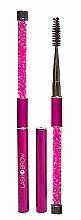 Parfüm, Parfüméria, kozmetikum Szempilla és szemöldök kefe - Lash Brow Pink