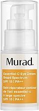Parfüm, Parfüméria, kozmetikum Krém szemkörnyékre - Murad Environmental Shield Essential-C Eye Cream Board Spectrum SPF15 PA++