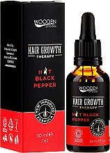Parfüm, Parfüméria, kozmetikum Hajápoló szérum - Wooden Spoon Hair Growth Serum
