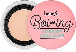 Parfüm, Parfüméria, kozmetikum Mattító korrektor - Benefit Boi-Ing Airbrush Concealer