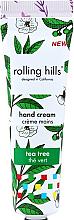 """Parfüm, Parfüméria, kozmetikum Kézkrém """"Teafa"""" - Rolling Hills Tea Tree Hand Cream"""