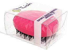 Parfüm, Parfüméria, kozmetikum Hajkefe, fukszia - Twish Spiky 2 Hair Brush Hot Pink