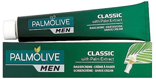 "Borotvakrém ""Klasszikus"" - Palmolive Classic Lather Shave Shaving Cream"