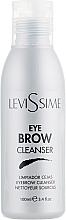 Parfüm, Parfüméria, kozmetikum Tisztító szer szemöldökre - LeviSsime Eye Brow Cleanser