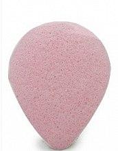 Parfüm, Parfüméria, kozmetikum Arctiszító szivacs, rózsaszín agyaggal - Bebevisa Konjac Sponge