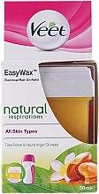 Parfüm, Parfüméria, kozmetikum Gyantapatron - Veet Easy Wax Natural Inspirations