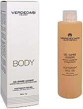 Parfüm, Parfüméria, kozmetikum Könnyedséget biztosító lábgél - Verdeoasi Lightweight Legs Gel Slimming Anti-Swelling Action
