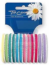 Parfüm, Parfüméria, kozmetikum Hajgumi 12 darab, színes - Top Choice 22234