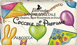 """Parfüm, Parfüméria, kozmetikum Természetes szappan """"Sárga barack"""" - Florinda Sapone Apricot"""