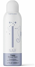 Parfüm, Parfüméria, kozmetikum Zuhanyhab - Naif Happy Shower Foam