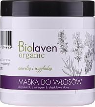 Parfüm, Parfüméria, kozmetikum Hajmaszk - Biolaven Organic Hair Mask