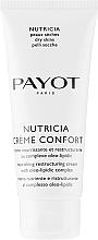 Parfüm, Parfüméria, kozmetikum Tápláló és regeneráló száraz bőrkrém - Payot Nutricia Creme Confort Nourishing & Restructuring Cream