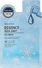 Parfüm, Parfüméria, kozmetikum Hűsítő szövetmaszk - SeaNtree Ice Fresh Essence Mask Sheet