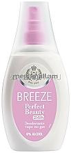 Parfüm, Parfüméria, kozmetikum Breeze Deo Spray Perfect Beauty - Dezodor-spray testre