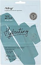 Parfüm, Parfüméria, kozmetikum Hidratáló géles arcmaszk - Kili-g Hydrating Face Mask