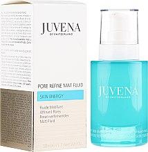 Parfüm, Parfüméria, kozmetikum Mattító fluid arcra - Juvena Skin Energy Pore Refine Mat Fluid