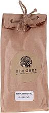 Parfüm, Parfüméria, kozmetikum Szett - Shy Deer (peel/50ml + elixir/5ml + intimate/gel/5ml + b/balm/10ml + h/cr/5ml + b/balm/5ml + b/balm/10ml + b/milk/5ml)
