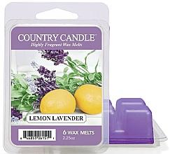 Parfüm, Parfüméria, kozmetikum Aromaviasz - Country Candle Lemon Lavender Wax Melts