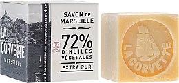 """Parfüm, Parfüméria, kozmetikum """"Extra pur"""" szappan - La Corvette Savon de Marseille Extra Pur"""