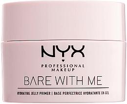Parfüm, Parfüméria, kozmetikum Hidratáló sminkbázis - NYX Professional Makeup Bare With Me