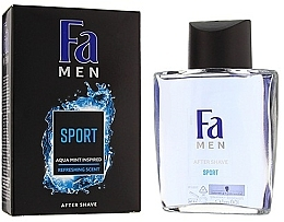 Parfüm, Parfüméria, kozmetikum Borotválkozás utáni arcvíz - Fa Men Sport After Shave
