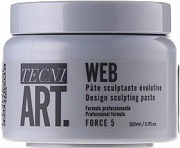 Formázó paszta - L'Oreal Professionnel Tecni.art A-Head Web Force 5 — fotó N1