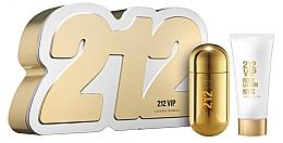 Parfüm, Parfüméria, kozmetikum Carolina Herrera 212 VIP - Szett (edp/50ml + b/lot/75ml)