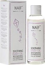 Parfüm, Parfüméria, kozmetikum Hidratáló testápoló olaj gyermekeknek - Naif Baby Soothing Baby Massage Oil