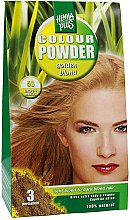 Parfüm, Parfüméria, kozmetikum Henna alapú hajfesték - Henna Plus Colour Powder