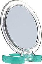 Parfüm, Parfüméria, kozmetikum Kozmetikai tükör, 5053, zöld - Top Choice