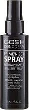 Parfüm, Parfüméria, kozmetikum Fixáló spray - Gosh Donoderm Prime`n Set