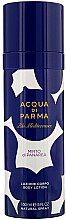 Parfüm, Parfüméria, kozmetikum Acqua di Parma Blu Mediterraneo Mirto di Panarea - Testápoló lotion-spray