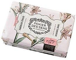 Parfüm, Parfüméria, kozmetikum Szappan - Panier Des Sens Natural Soap Cotton Flower