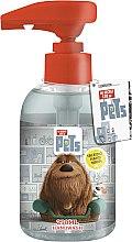 Parfüm, Parfüméria, kozmetikum Baba folyékony szappan - Corsair The Secret Life Of Pets Talking Handwash