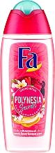"Parfüm, Parfüméria, kozmetikum Tusfürdő ""Umuhai rituálé"", egzotikus virágillat - Fa Polynesia Secrets Umuhei Ritual Shower Gel"